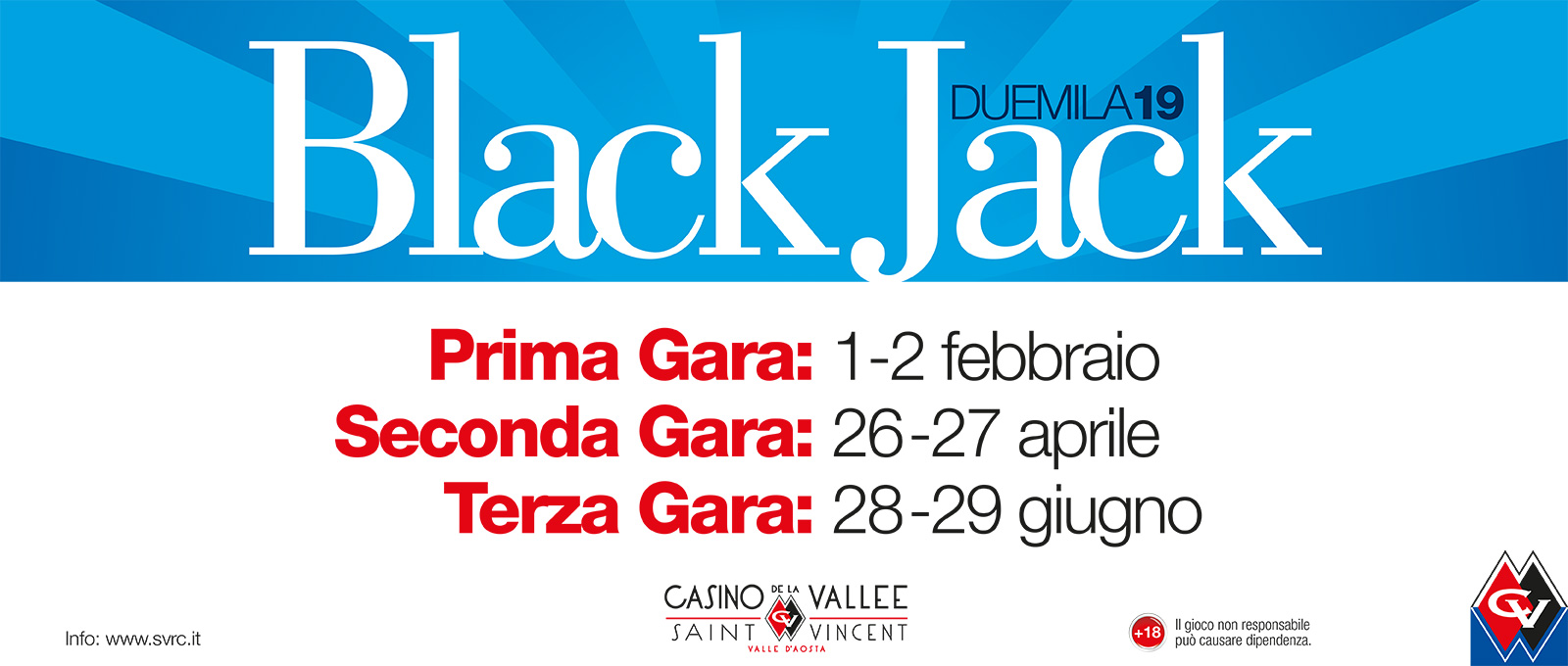 BLACKJACK 2019