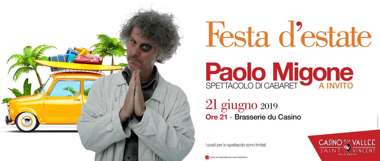 Festa d'estate – Paolo Migone