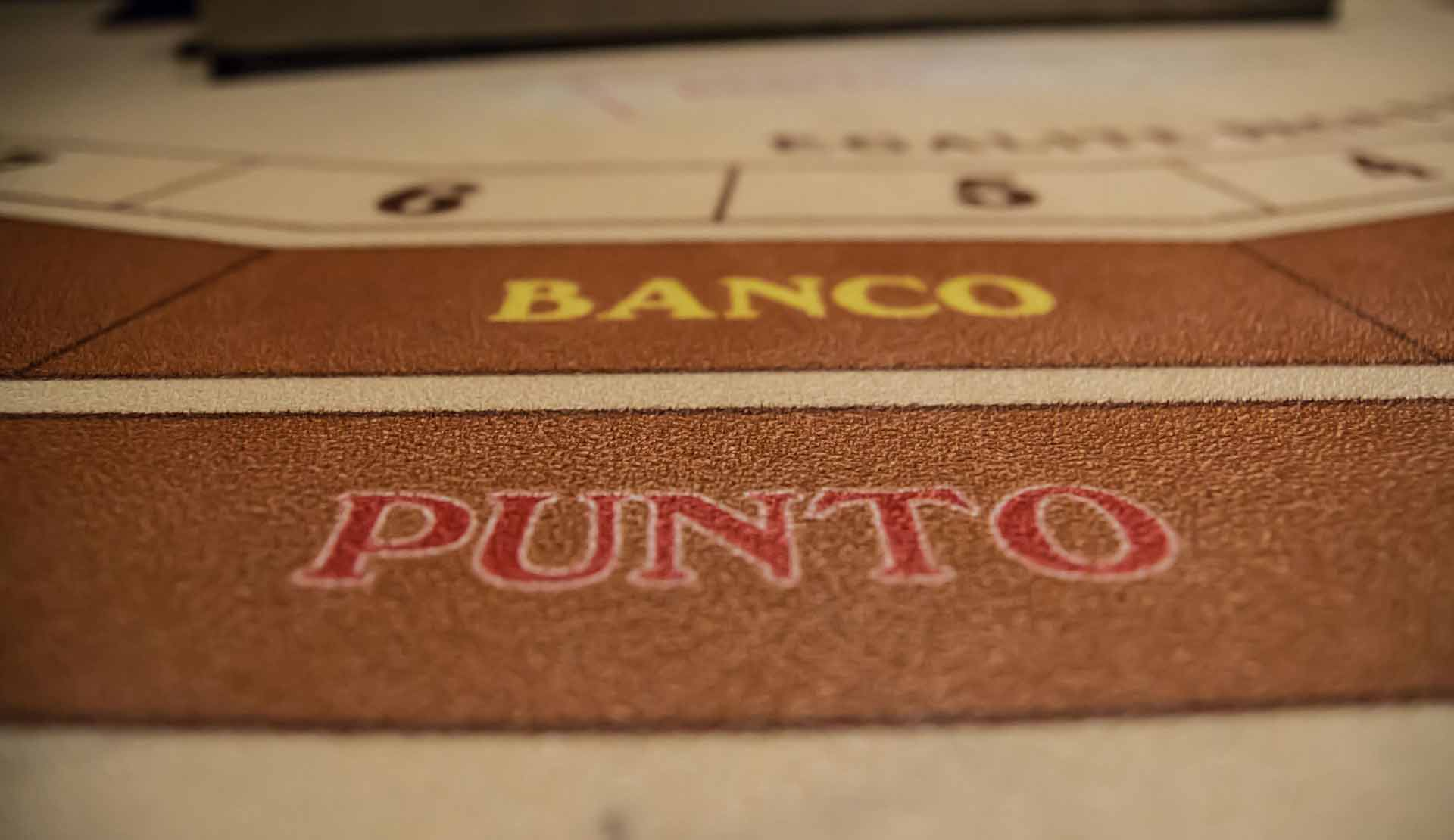 punto banco saint vincent