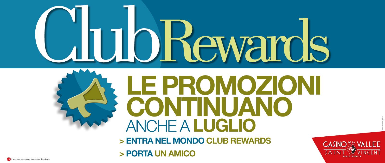 CLUB REWARDS