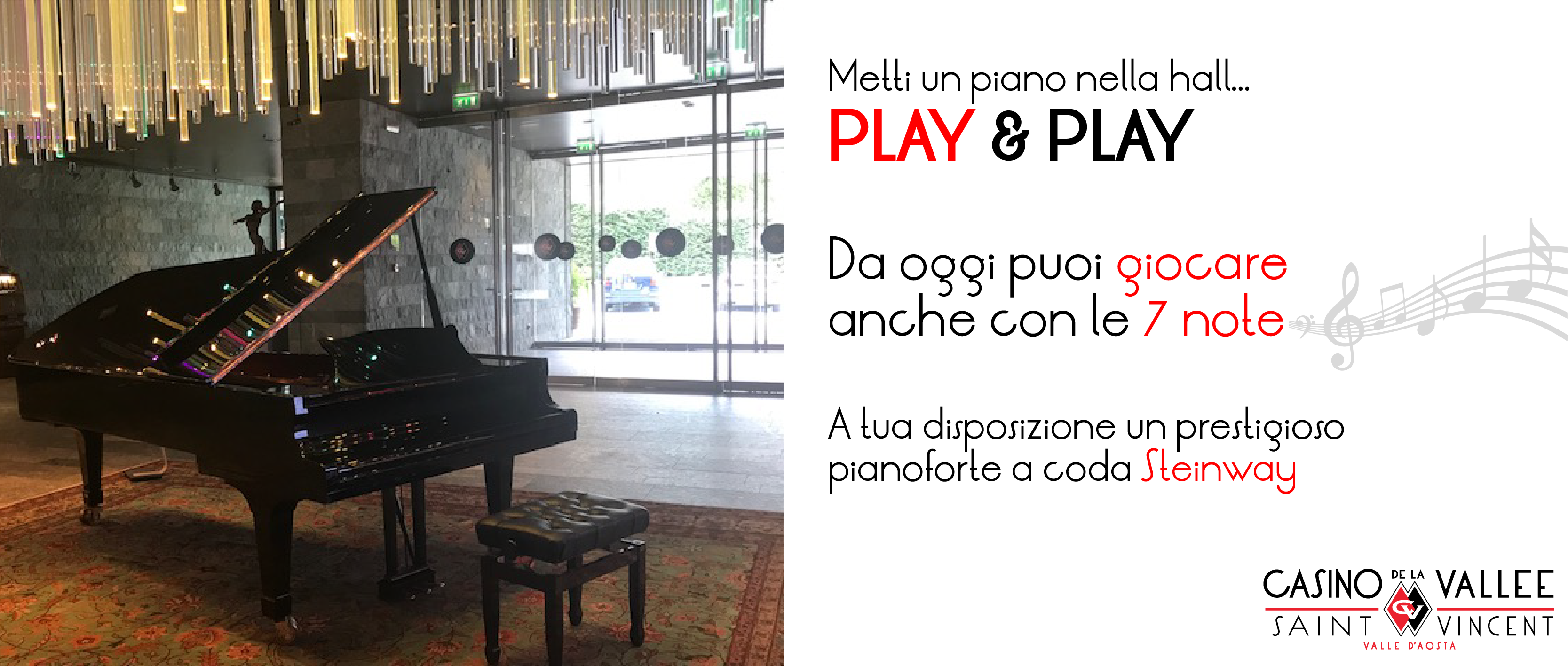 PLAY & PLAY