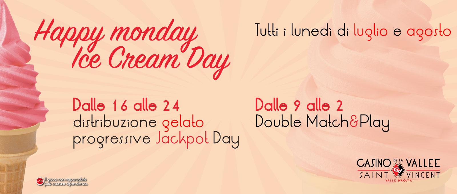 Happy Monday – Ice Cream day