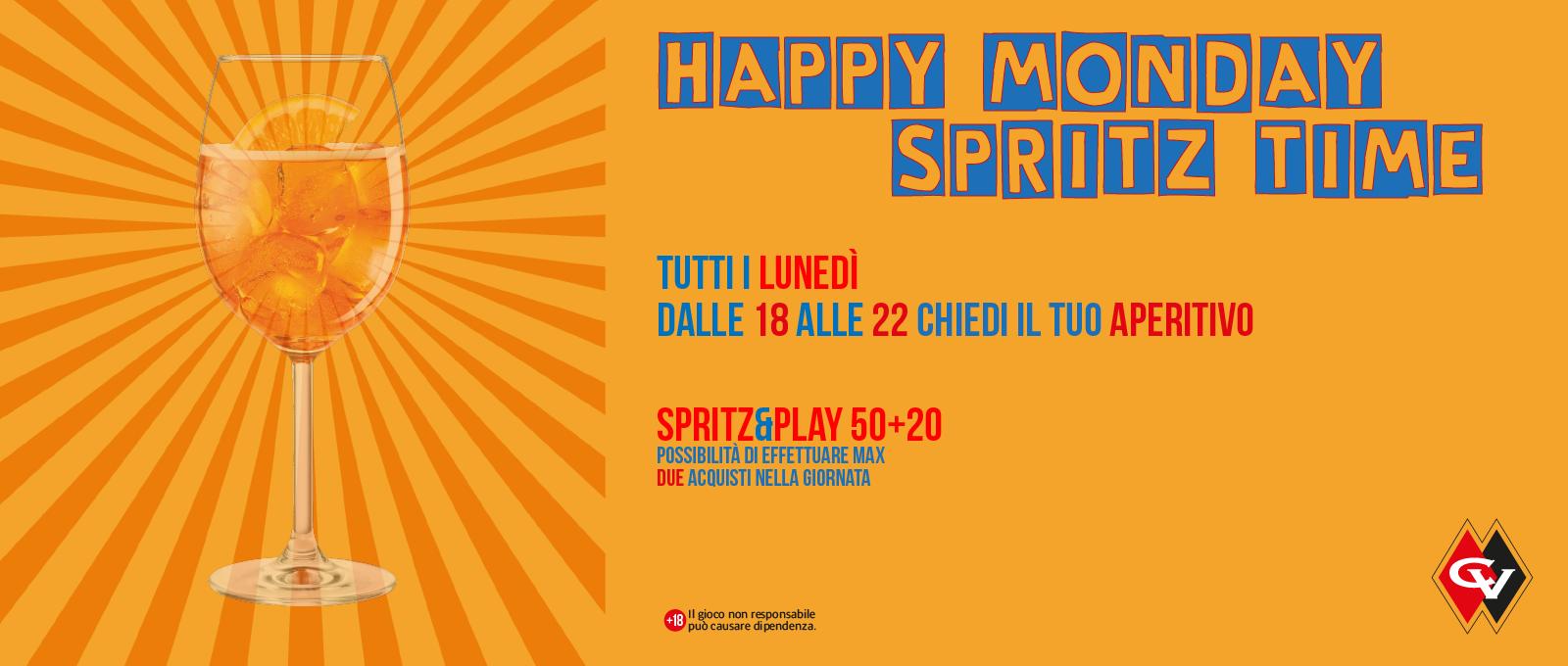 Happy Monday – SPRITZ TIME
