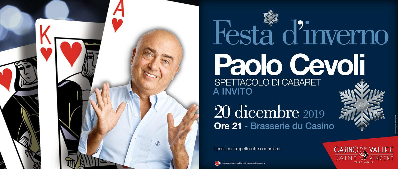 Festa d'inverno – Paolo Cevoli