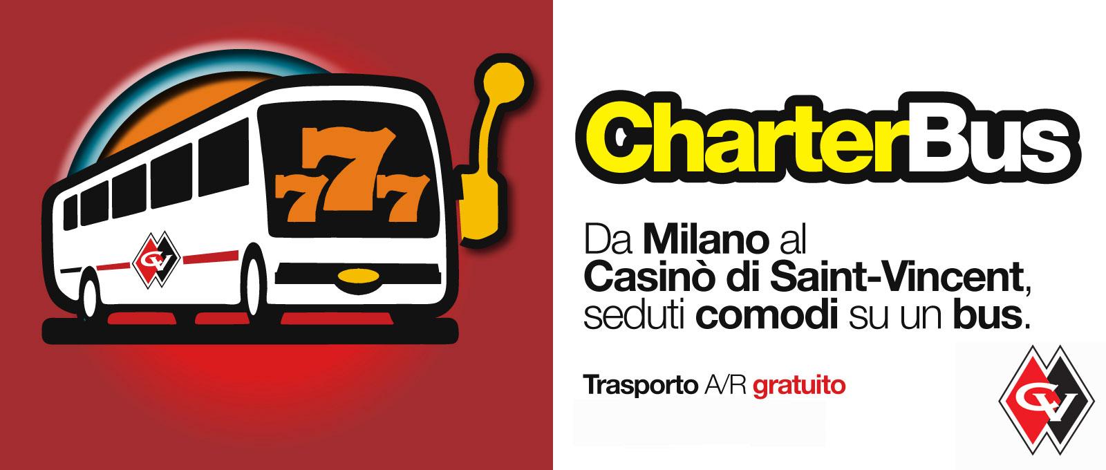 CHARTER BUS DA MILANO