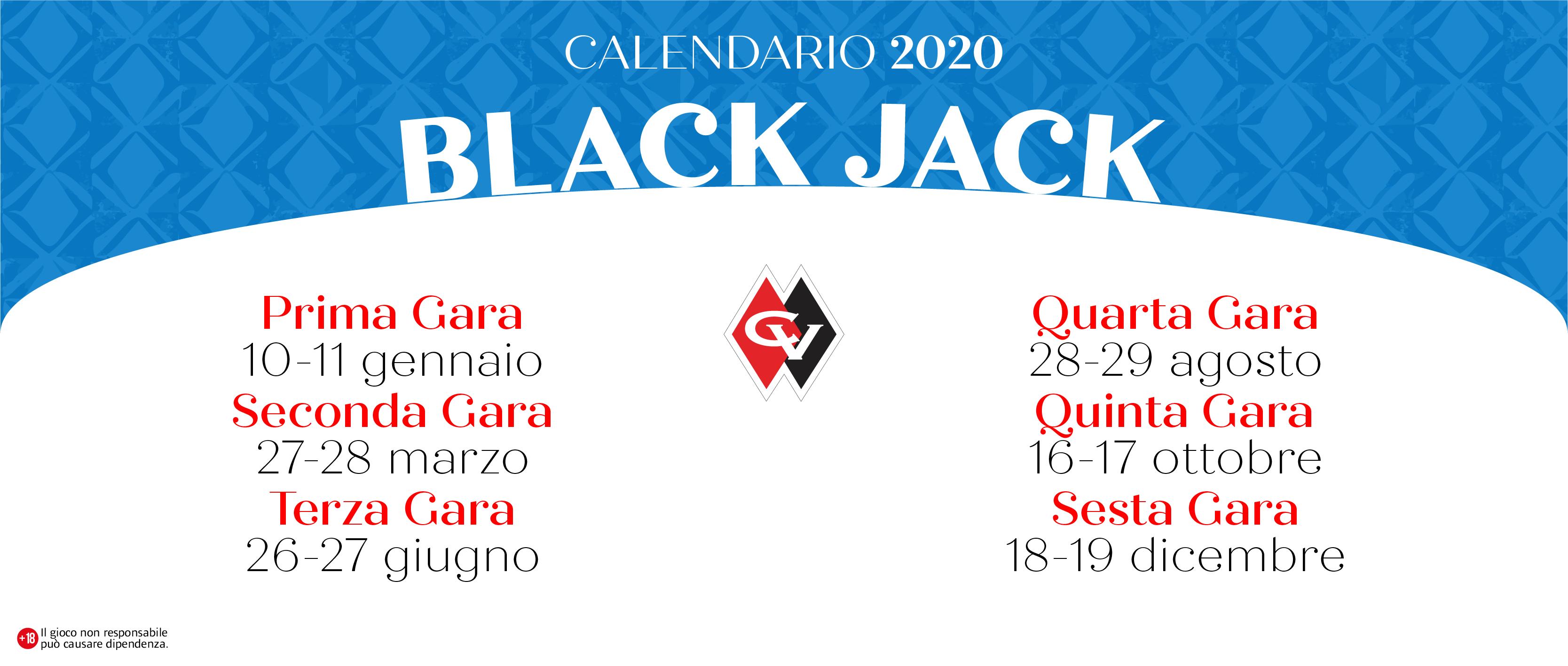 Black Jack 2020