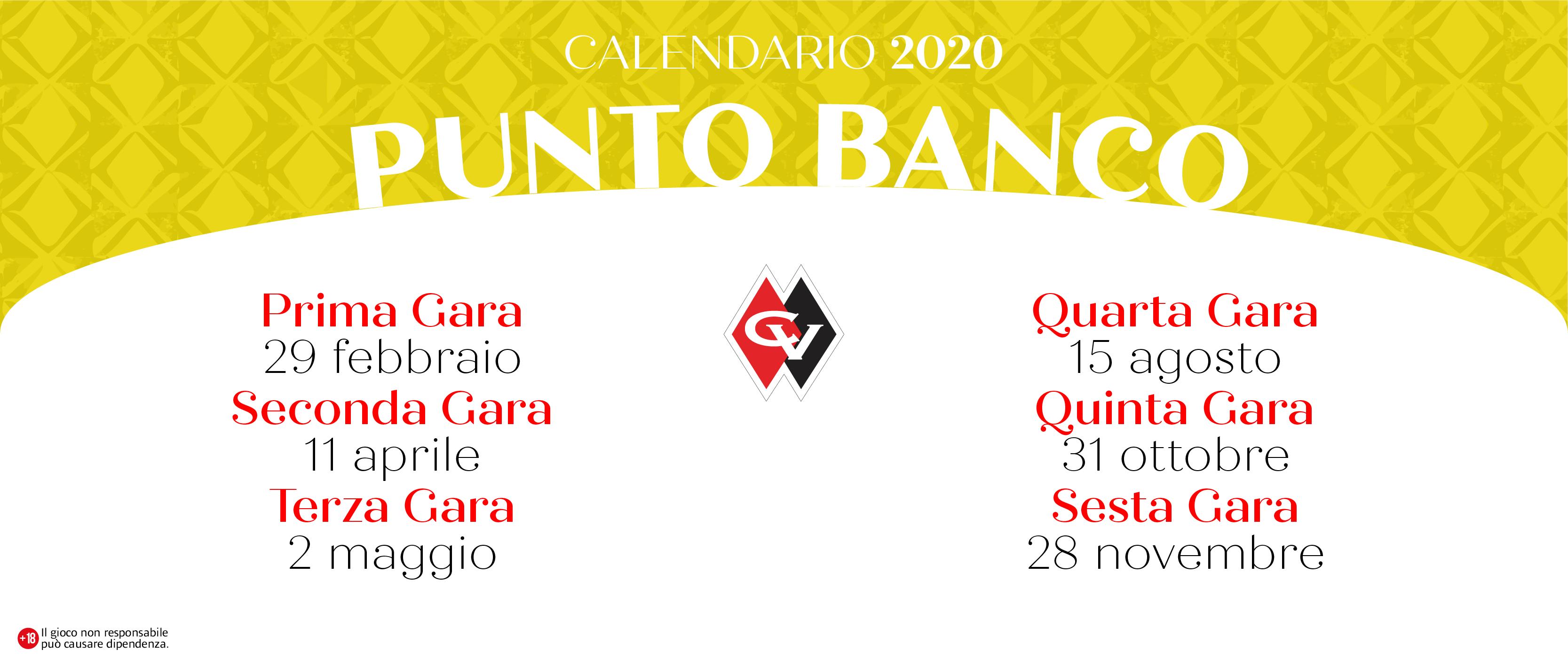 Punto Banco 2020
